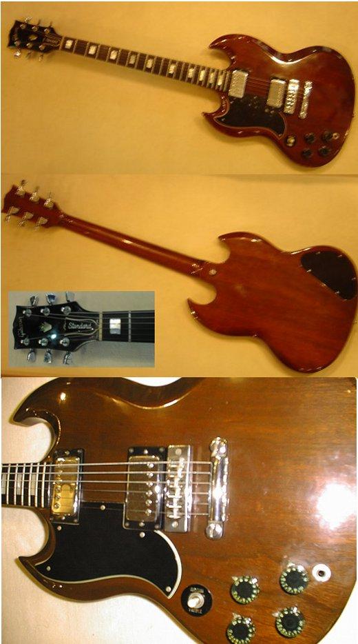 guitare gaucher fender occasion