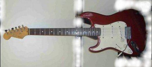guitare electrique gaucher occasion