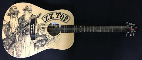 guitare originale